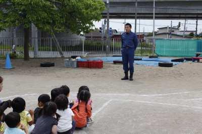 平成29年6月7日(水) 消防合同の避難訓練