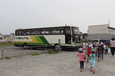 平成29年6月21日(水) 四季の杜公園 バス遠足