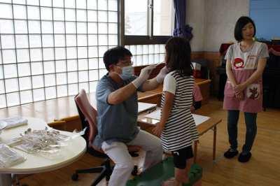 平成29年6月22日(木) 歯科検診
