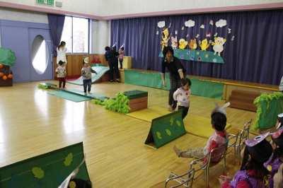 平成29年11月21日(水) 2歳児保育参観