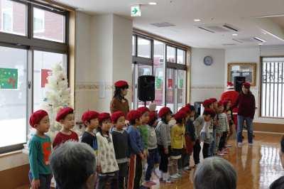 平成29年12月19日(火) みのりのさと交流会
