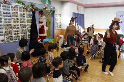 平成29年12月20日(水) クリスマス会