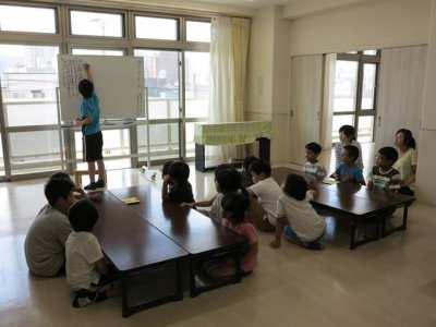 H29.8.26 8月子ども会・誕生会