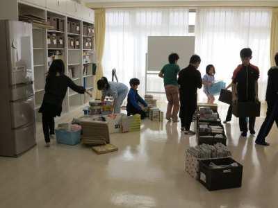 H29.12.28 学習室大掃除・お楽しみ会