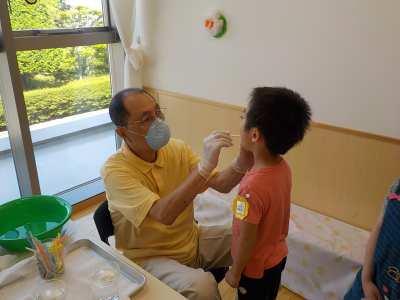 平成29年7月13日(木) 歯科検診