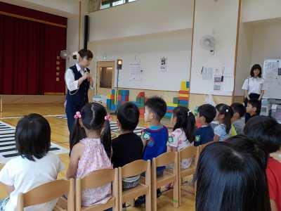 平成29年7月25日(火) 交通安全会