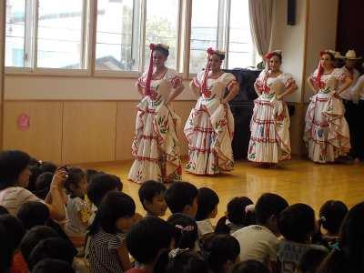 平成29年8月7日(月) 国際民族芸術祭