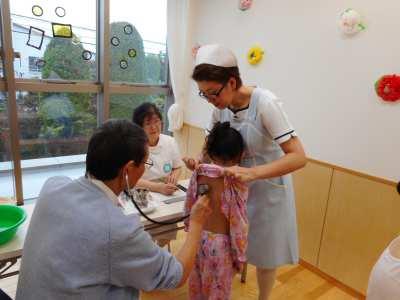 平成29年10月11日(水) 内科検診