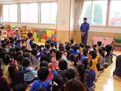平成29年10月31日(火) 消防合同避難訓練