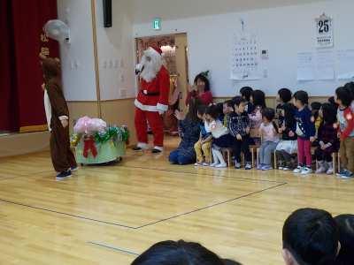 平成29年12月25日(月) クリスマス会