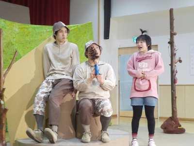 平成30年2月6日(火) 劇団風の子公演