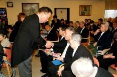 3月19日(月)平成23年度明和園学校修了式②