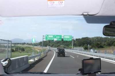 平成27年8月28日(金)高速道路ドライブ
