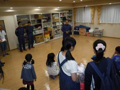 平成29年6月21日 消防合同避難訓練
