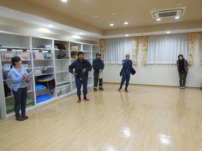 平成29年10月18日 総合避難訓練
