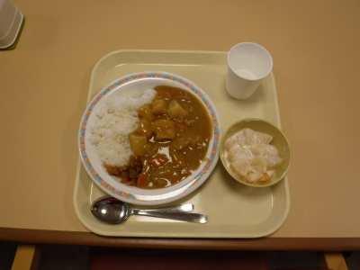 平成30年1月13日 冬季学習室活動 明和園給食サービス・カラオケ大会