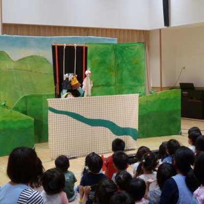 平成29年6月27日(火) すぎのこ劇団観覧