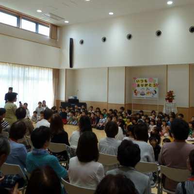 平成29年9月15日(金) 敬老の日交流会