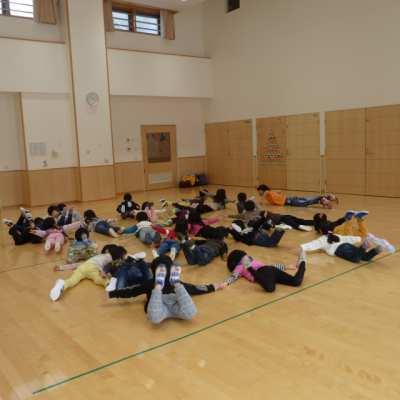 平成29年12月13日(水)体育指導(5歳児)