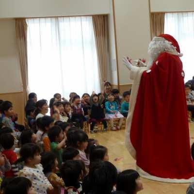 平成29年12月21日(木)クリスマス会