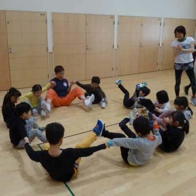 平成30年1月17日(水) 体育指導(5歳児)