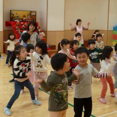 平成30年2月14日(水)体育指導(4歳児)