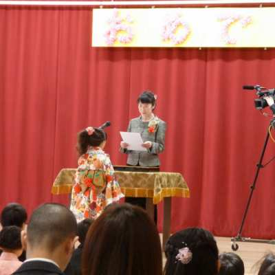 平成30年3月10日(土)卒園式